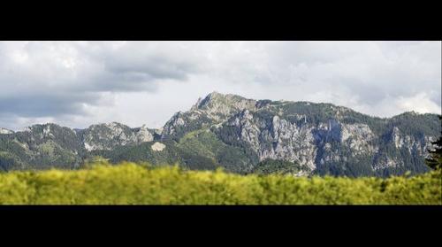 Blick auf die Tegelbergwand (Nord)