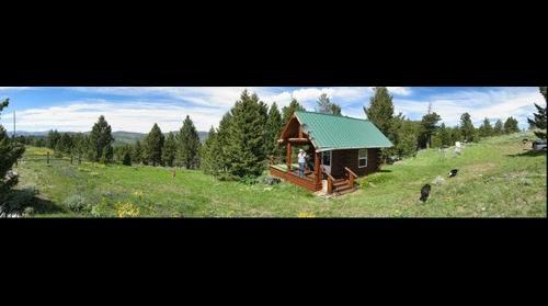 Oberly Ridge Cabin