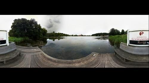 Lake at Moelln/Germany