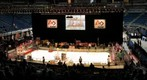 Pittsburgh FIRST Regional 2009 - the Arena