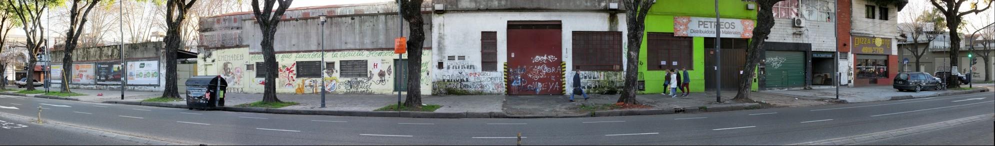 Avenida Almafuerte, Buenos Aires