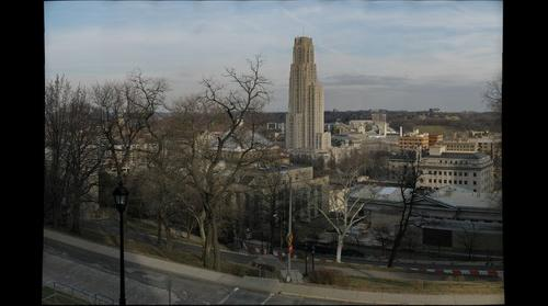 Cathedral of Learning and Carnegie Mellon