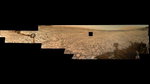 Sol 1421 my largest pan todate