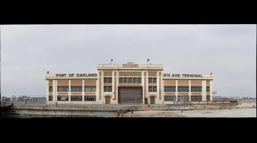 Port of Oakland Pier 9 Terminal Building