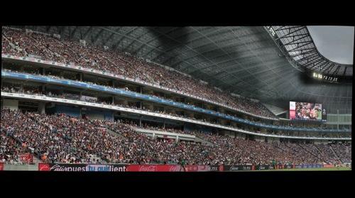 Monterrey vs Necaxa LADO A