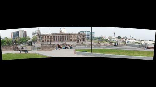 Palacio del Gobierno de Nuevo Leon