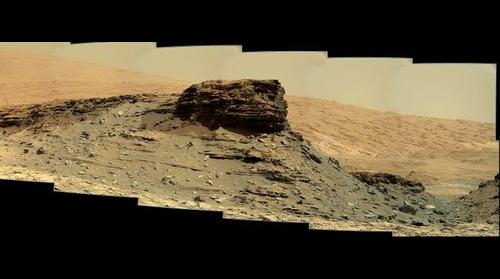 Sol 1434 - Good Mount Sharp View