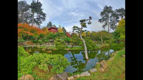 Dreamscape: Japanese Tea Garden (Remastered), San Francisco, CA