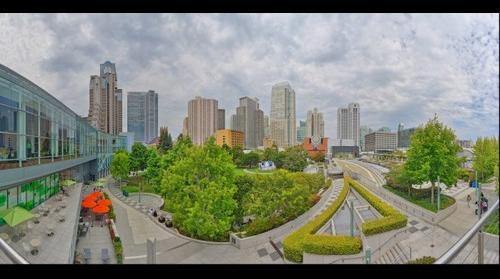 Dreamscape: Yerba Buena Gardens (Remastered), San Francisco, CA