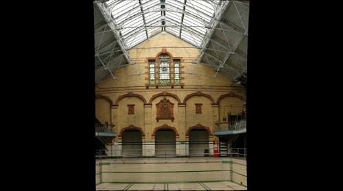 1st Class Pool, Victoria Baths, Manchester
