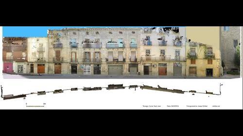 Carrer Sant Joan (Ortofoto test)