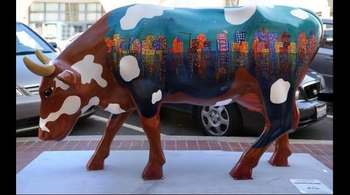 Art Cow in La Jolla CA