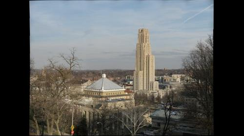 Cathedral of Learning and CMU