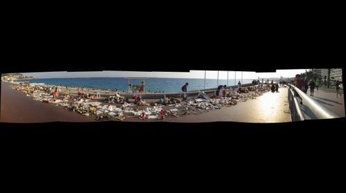 Mémorial des victimes de Nice (France)