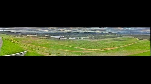 National Arboretum Hill Site Gigavision [2016-09-15-17]