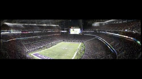 US Bank Stadium - Minnesota Vikings vs. Green Bay Packers