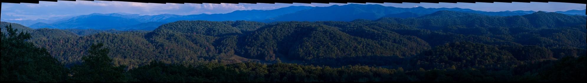 Sept 25th 2016 - Smokey Mountain Foothills