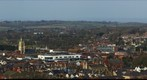 Panorama across Newport