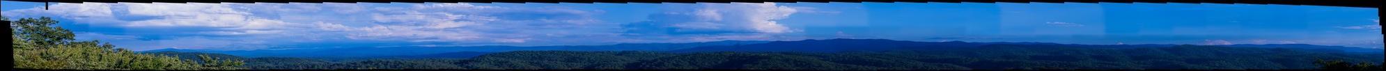 Smokey Mountains - Foothills Parkway