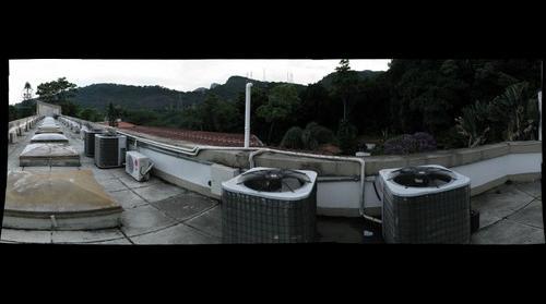 IMPA's rooftop