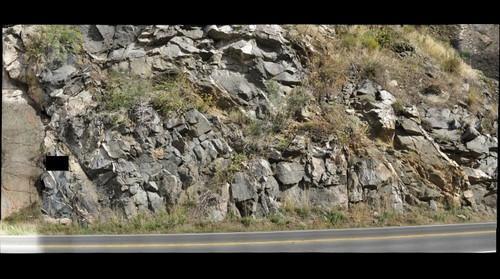 Proterozoic Basement Rock, Clear Creek Canyon, Colorado
