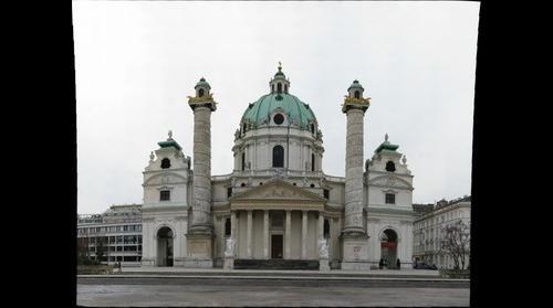 St. Karl's Church, Vienna