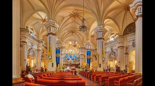 Dreamscape: Guadalajara Cathedral, Guadalajara, Mexico