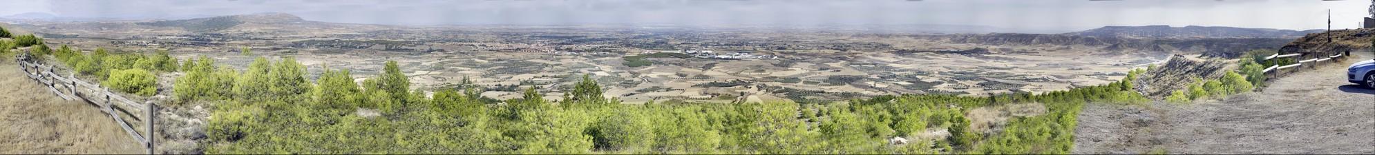 Mirador de la diezma Tarazona