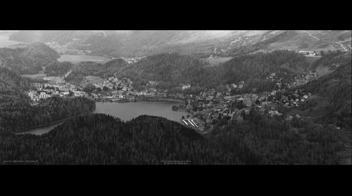 St. Moritz (View from Muottas Muragl)