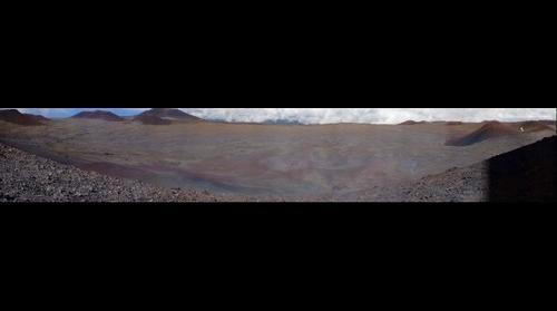 Mauna-Kea Summit