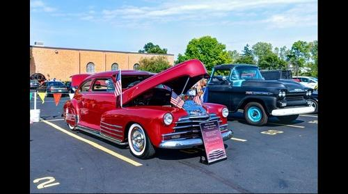 SVDP's VincentFest | '48 Chevy Fleetline Aerosedan - Fort Wayne, IN