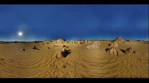 Pinnacle Desert by www.tc-photographic.ch 360° Virtual Panorama