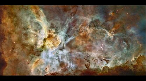Dreamscape: Carina Nebula, Carina the Keel Constellation, Milky Way Galaxy