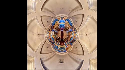 St John the Baptist Greek Church | Stereographic 2 - Myrtle Beach, SC