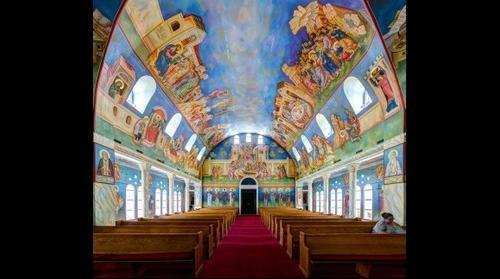 St John the Baptist Greek Church | Perspective - Myrtle Beach, SC