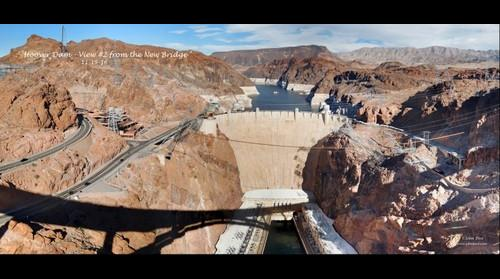 Hoover Dam-Lake Meade-Colorado river_landscape_desert,Mountains-Nevada-monument-architecture-construction