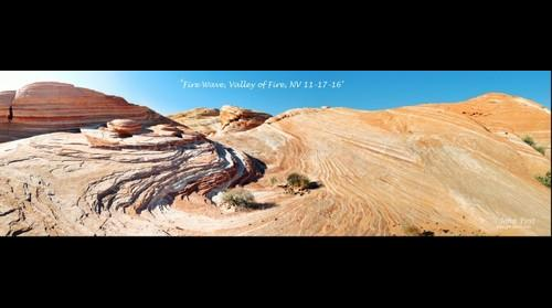 Fire Wave_Valley of Fire State Park_Nevada_Rocks_Geology_Landscape_Wave rock