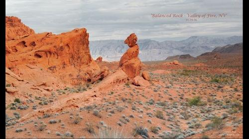 Balanced-Rock_Valley-of-Fire_Nevada_Desert_nature-geology_©JohnPost_