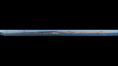 Panorama of Lisboa, Portugal