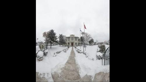 SNOW in ISTANBUL  - 6