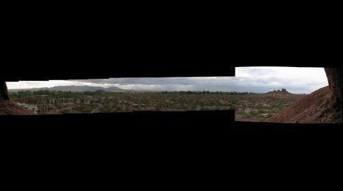 Hole-In-The-Rock, Phoenix, AZ