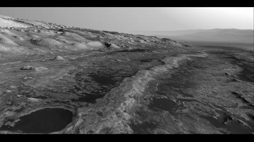 Hematite Ridge 30k test
