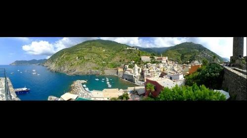 Le cinque terre (Italia, Italy)