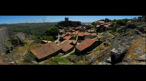 Sortelha (Portugal) desde la muralla - seen from the city wall