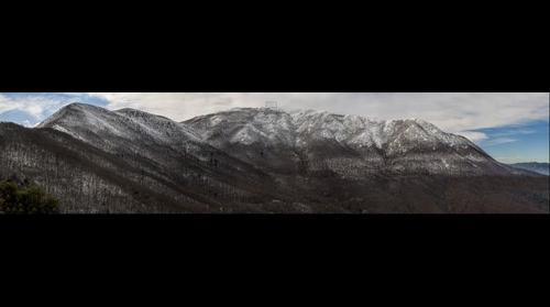 Montaña del Matagalls, 1700mts en el Montseny