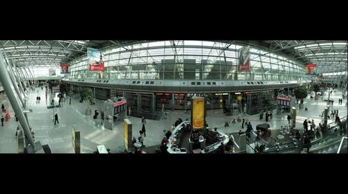 Airport Duesseldorf International