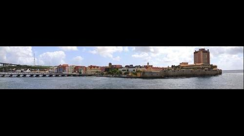 Willemstad on Curacao