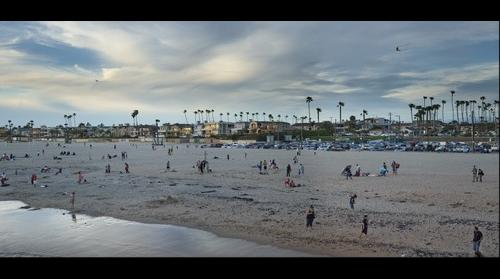Seal Beach, CA in March of 2014