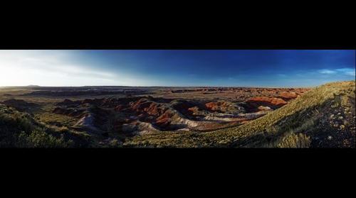 Petrified Forest National Park - upload 2 - 16 bit