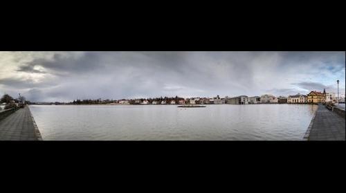 Iceland - Reykjavik - Feb 2017 - Panorama 2